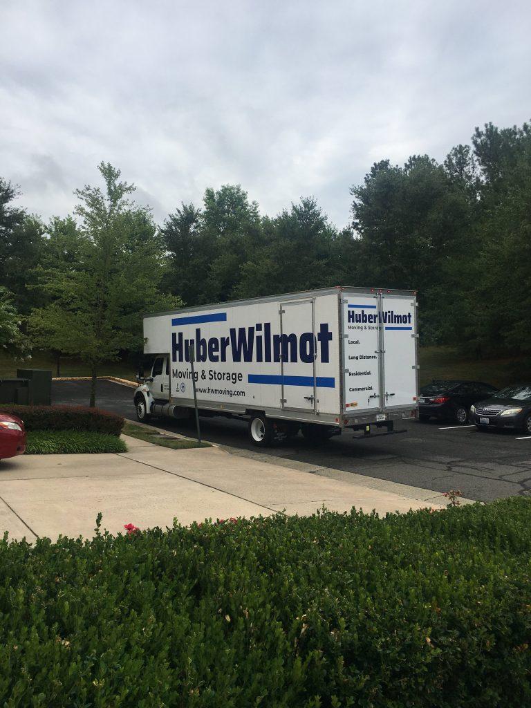 HuberWilmot Truck